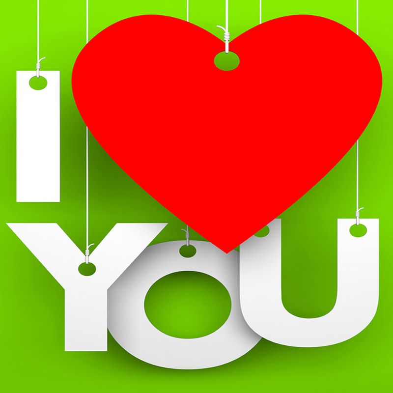 I Love You Whatapp Dp Image - Dazzling Wallpaper ...