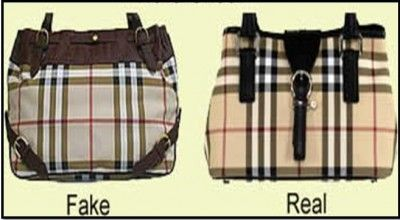 how to tell if a burberry purse is real