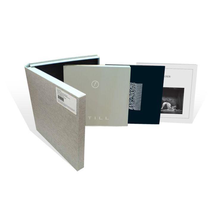 Joy Division Vinyl Box 4 Lp 180 Gram Vinyl Popmarket Joy Division Vinyl Joy