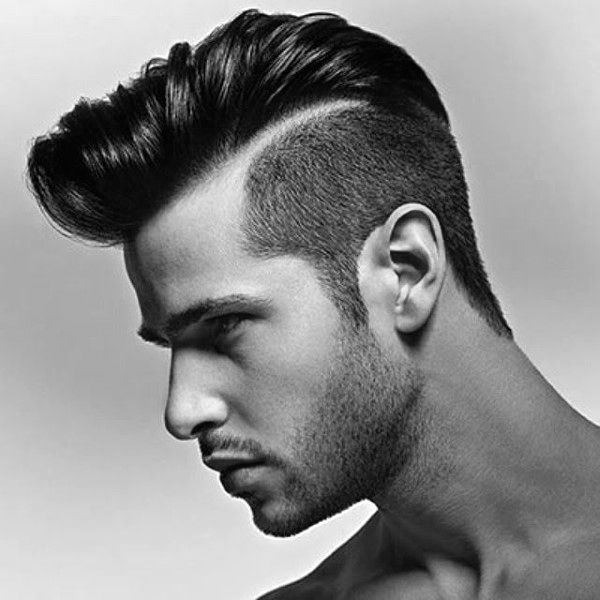 Magnificent 1000 Images About Haircuts And Hairstyles For Men On Pinterest Short Hairstyles For Black Women Fulllsitofus