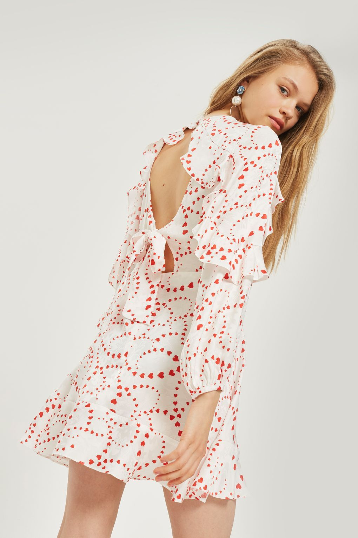 494f0ff0f Heart Jacquard Tea Dress | Style | Robe, Robes de jour, Jacquard