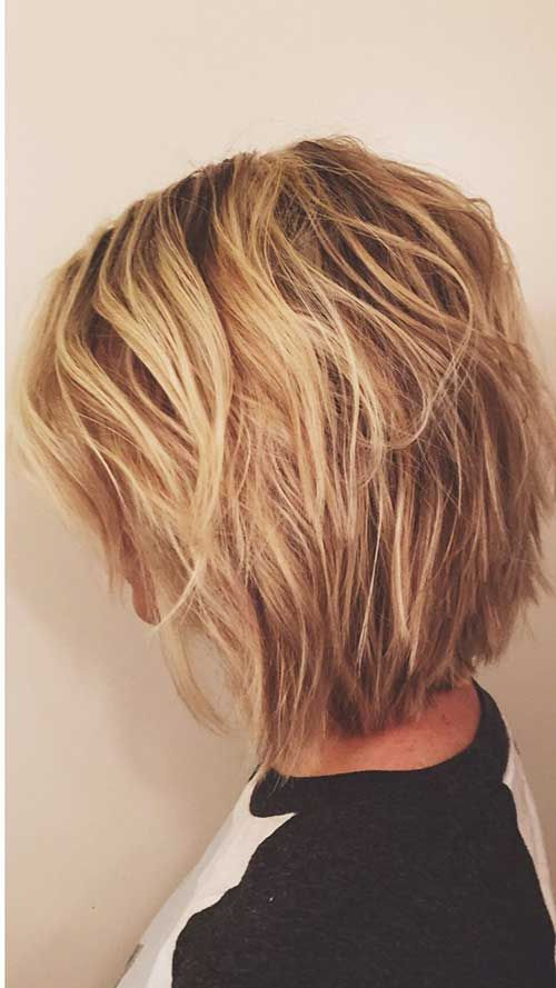 20+ Short Layered Hair Styles #shortlayers