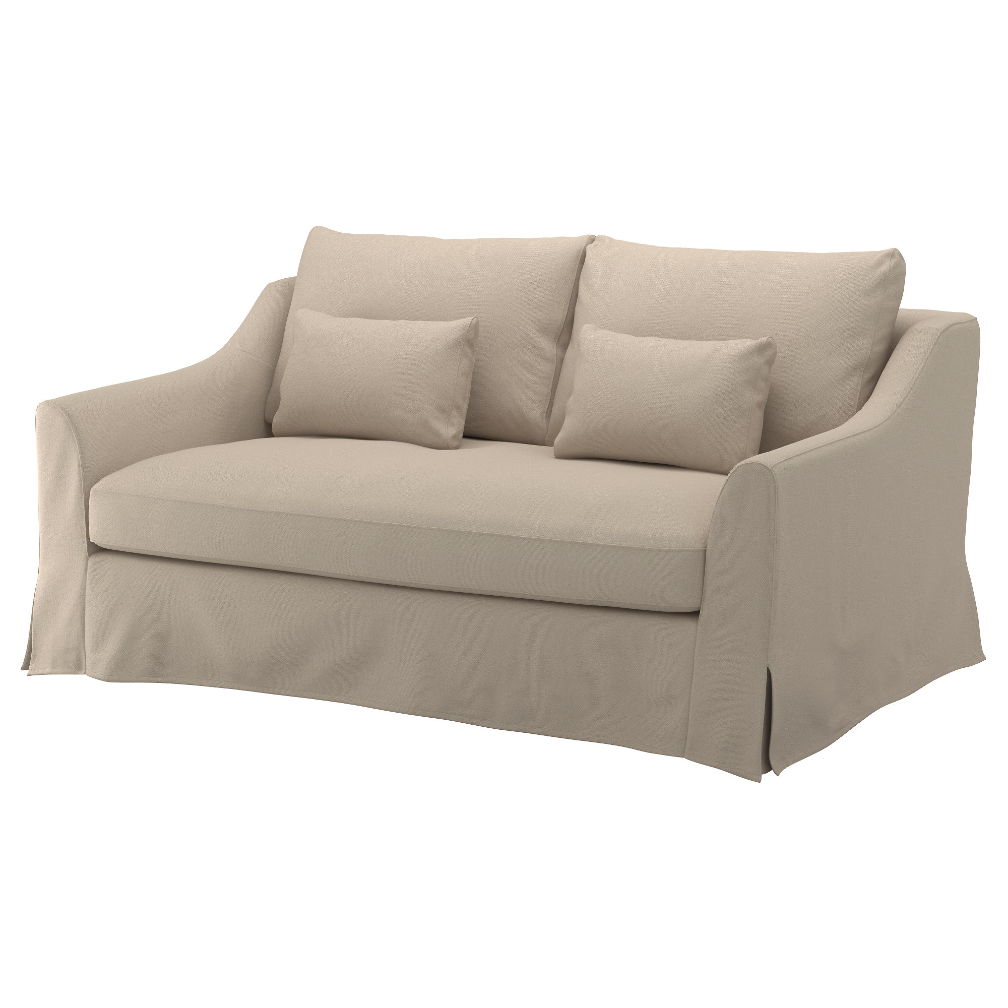 FÄRLÖV, 2er-Sofa, Flodafors beige, beige Jetzt bestellen unter ...