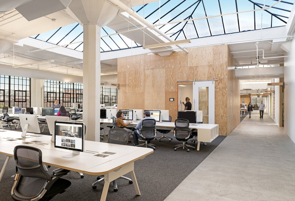 Office Tour Inside Airbnb's New San Francisco