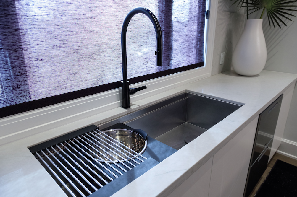 Kitchen The Galley Sink Faucet Kitchen Stainless Steel