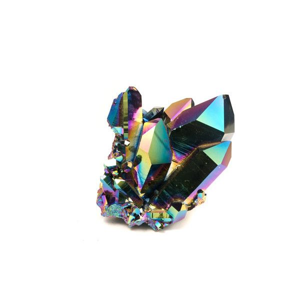 Titanium Coated Quartz Crystals