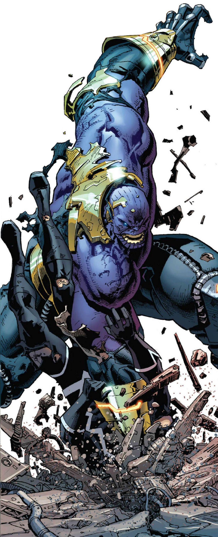 Thanos Vs Black Bolt Marvel Comics Art Comics Artwork Comic Villains