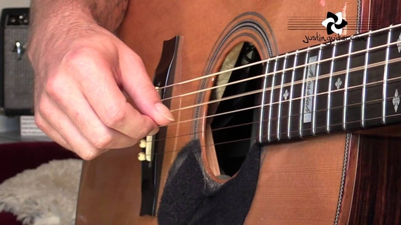 How To Play Landslide By Fleetwood Mac Acoustic Guitar Lesson Sb