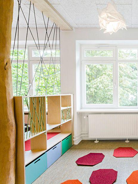 Spielend tolle bauwerke kreieren und pr sentieren auf der blumenwiese kinder - Tolle kinderzimmer ideen ...