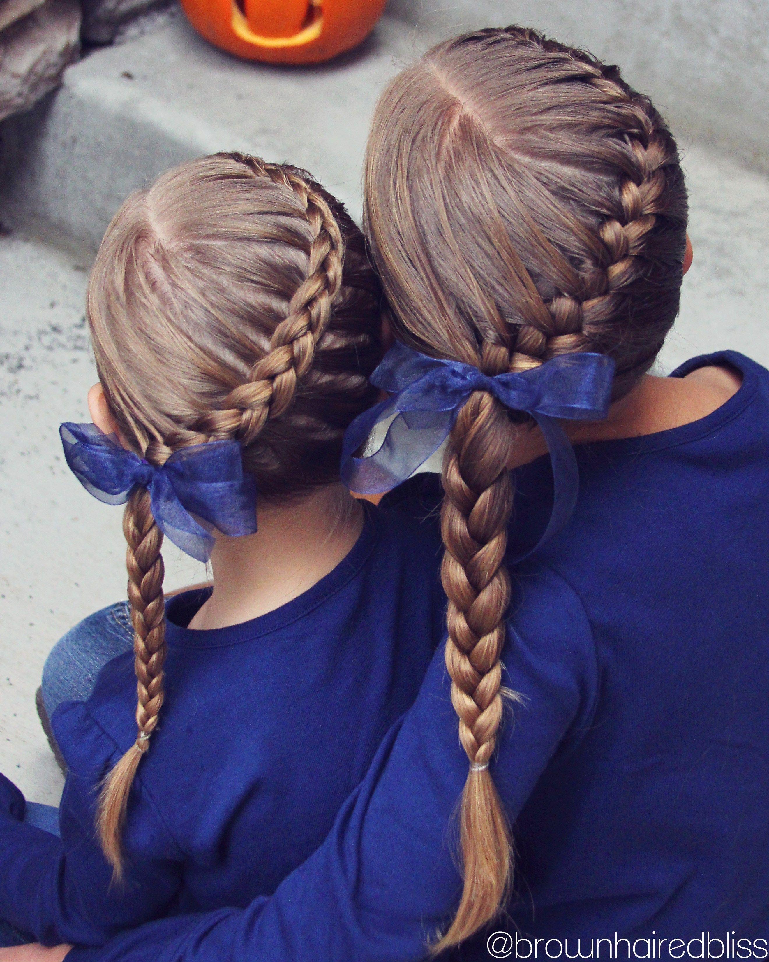 Girls Braided Hairstyles Kids, Little Girl