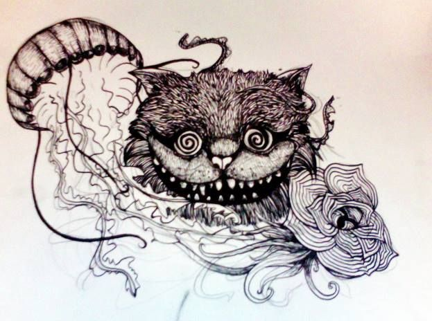 The outline of my chest piece tattoo by alotofmeows on ...