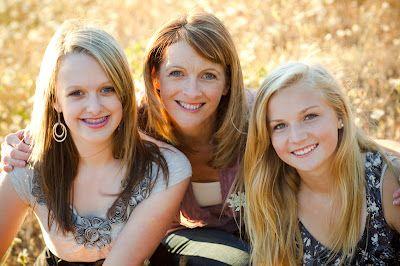 How to take family portraits
