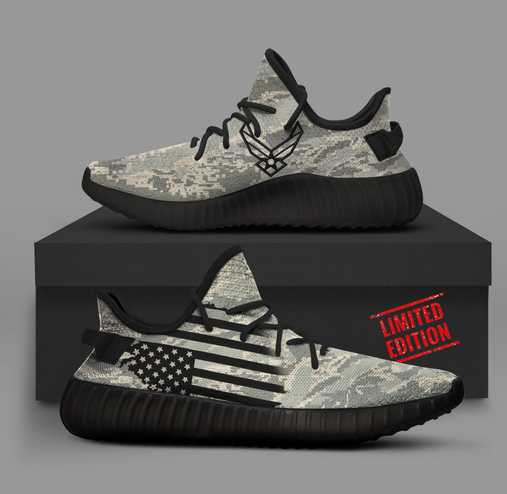 Air Force Camo Limited Edition Yeezy