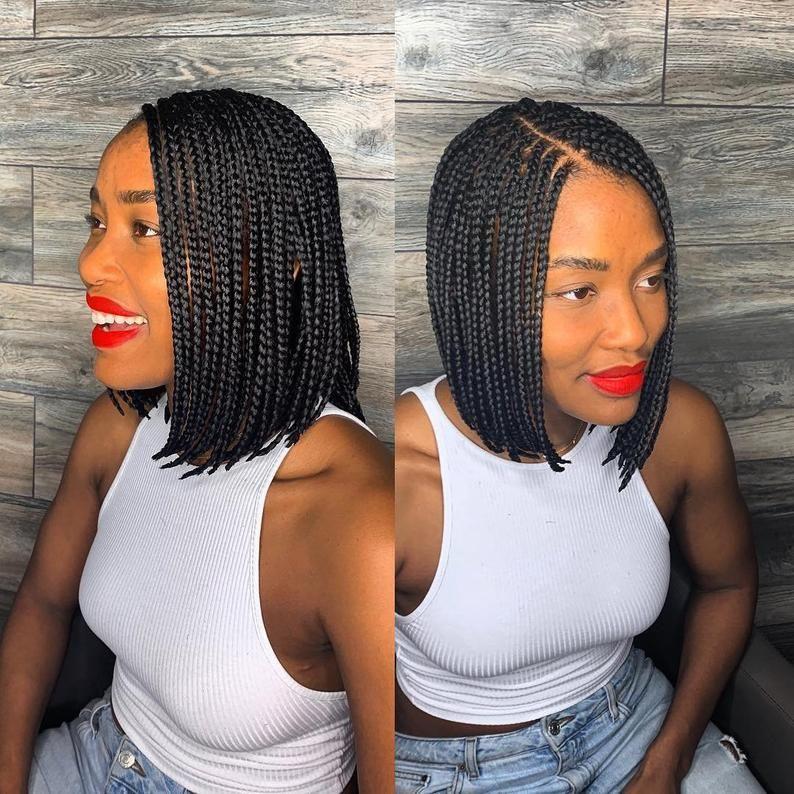 14++ Bob braids hairstyles ideas