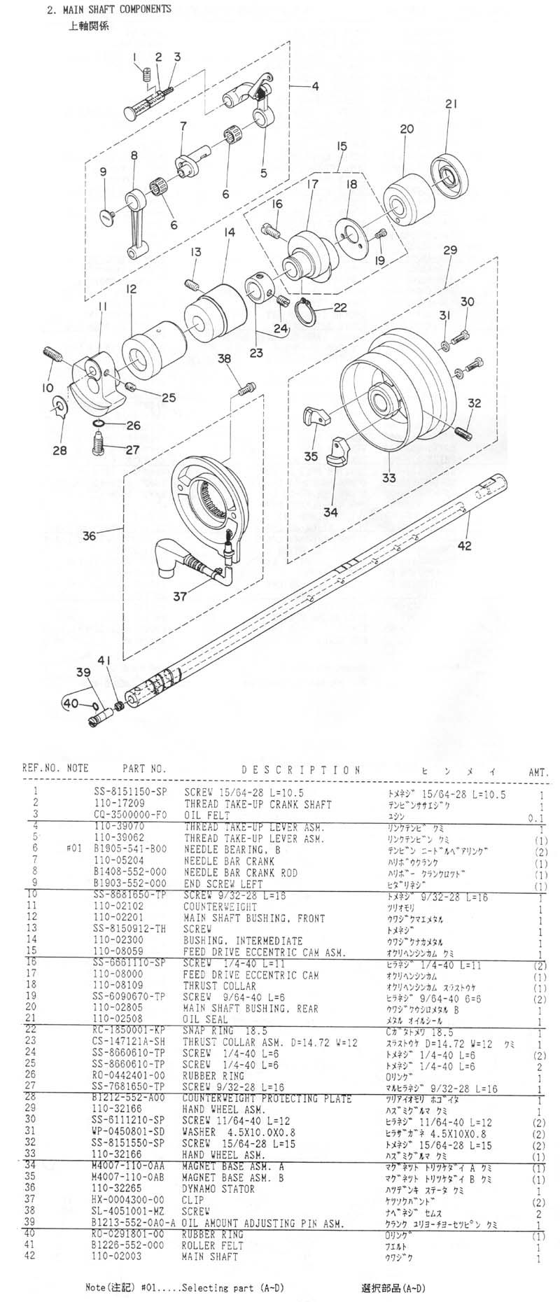 Treadle Sewing Machine Parts Diagram Radio Wiring Singer Pedal Diagrams Tariq Pinterest And Juki Rh Com Basic