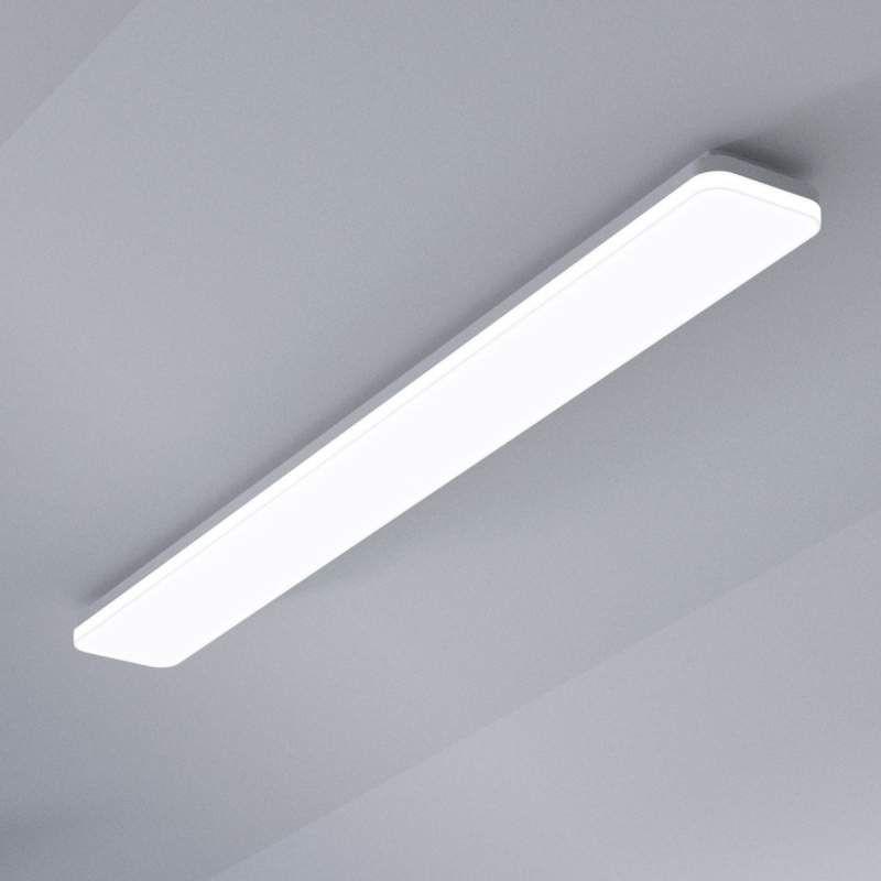Plafondlamp Sensor Binnen.Led Plafondlamp Tamias Sensor 4 000k Ip44 120cm In 2019