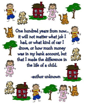 Childcare Is My Passion I Love My Daycare Kiddos Happy Teachers Day Childcare Quotes Teaching Quotes