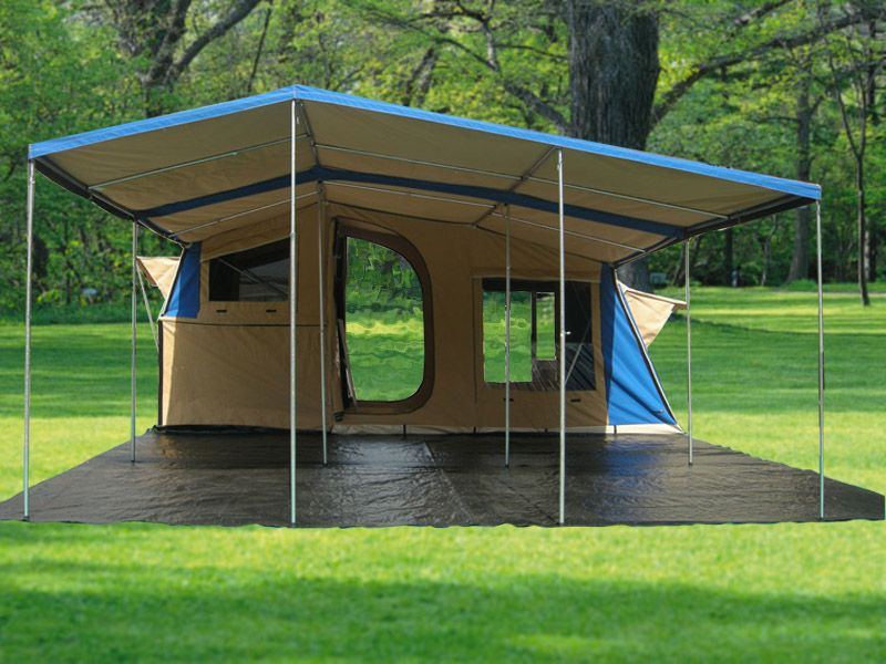 Image Detail For Trailer Tent Camping Awning Family GET
