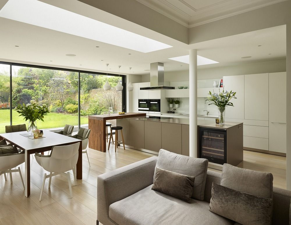 Best Kitchen Architecture Bulthaup B3 Furniture In Alpine White 640 x 480
