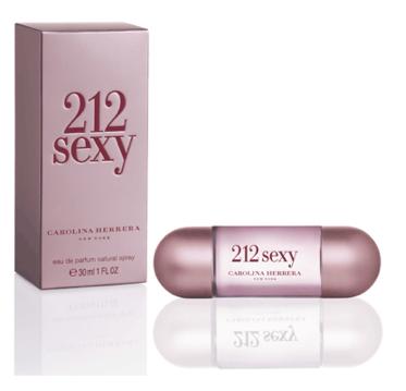 212 Sexy Feminino Eau de Parfum 30ml - Carolina Herrera. Em 10X de R$ 23,00.