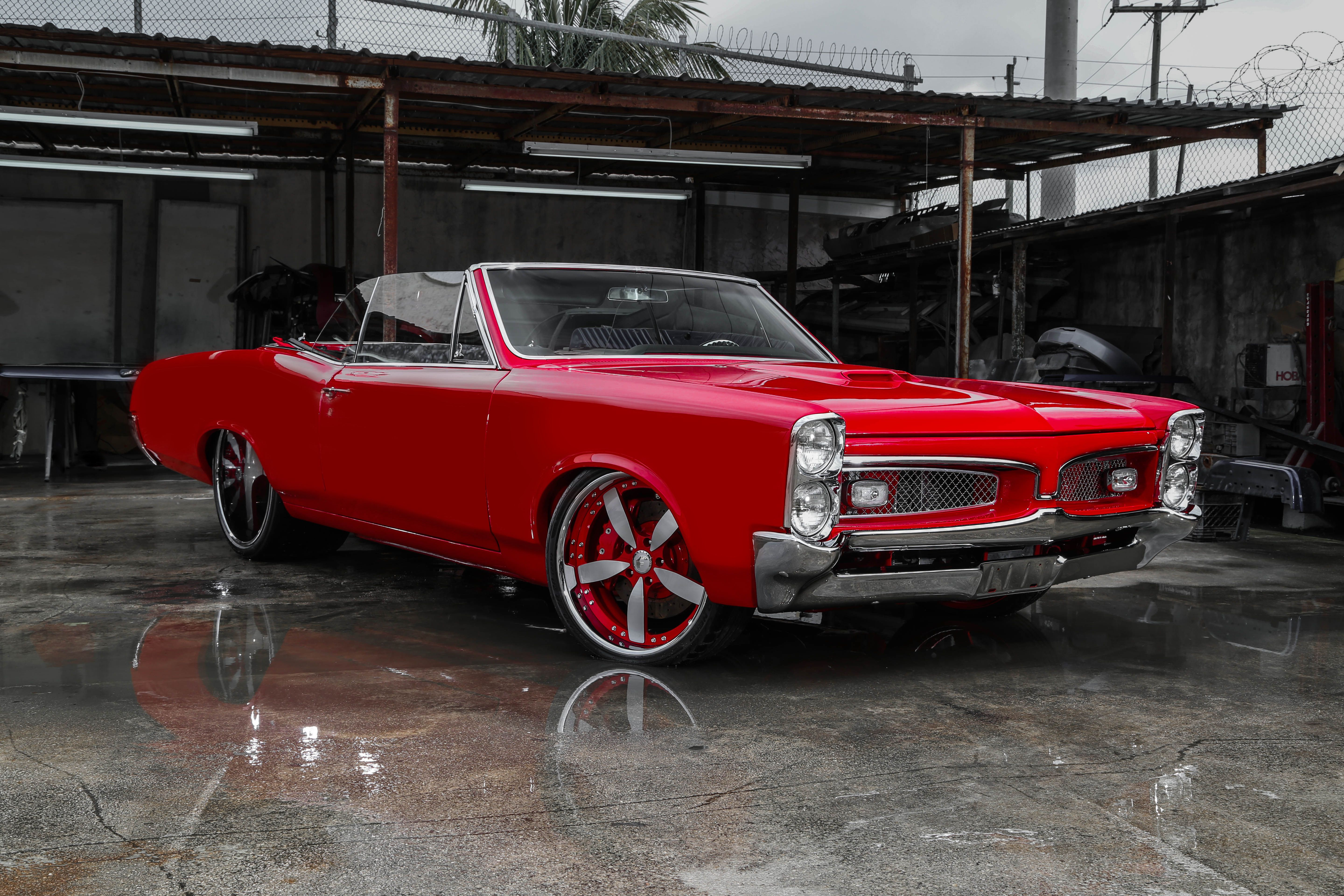 With a LSx under the hood and 24x15s out back, this GOAT may just ...
