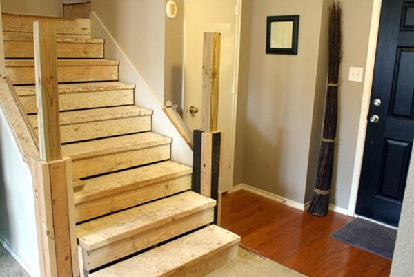 Best Diy Refinishing Stairs Inexpensively Http Www 400 x 300