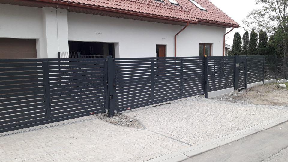 Ogrodzenie Palisadowe Konsport P82 Outdoor Decor Home Outdoor