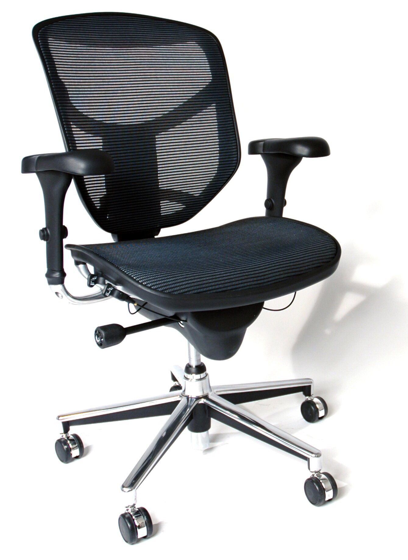 9 chairs black or white? Office chair, Ikea office