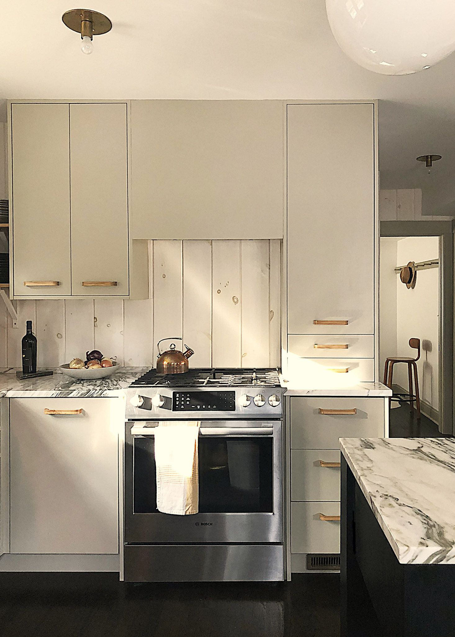 Ikea kitchen upgrade a costconscious modern country