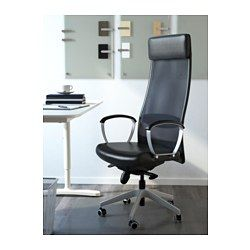 Markus Office Chair Glose Black Robust Black Cheap Office