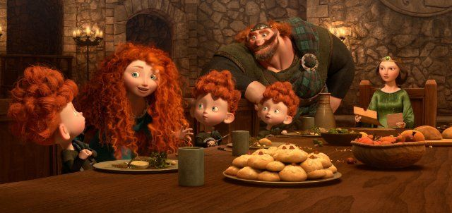 Disney's Brave!