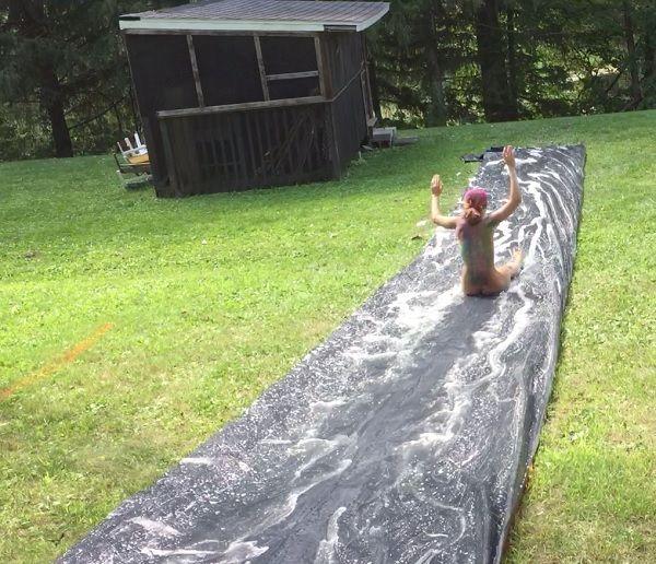 Properties naked slip n slide agree
