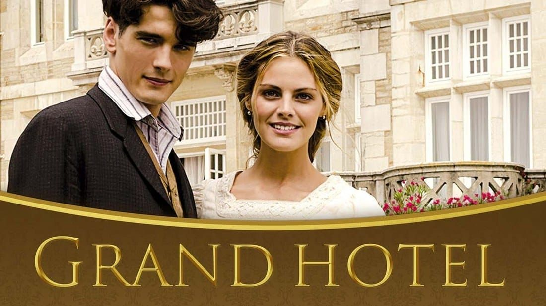 Billedresultat for grand hotel netflix