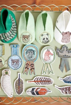Coral and Tusk collection of wildlife elements