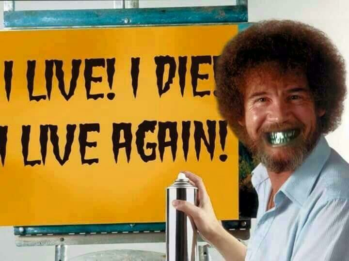 Mad max and bob ross meme funny stuff pinterest bob ross and meme mad max and bob ross meme voltagebd Gallery