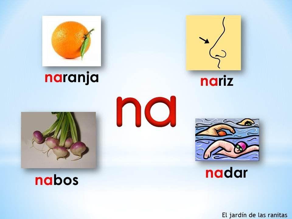 # 8 Sílabas na ne ni no nu - Syllables with N (+lista de ...