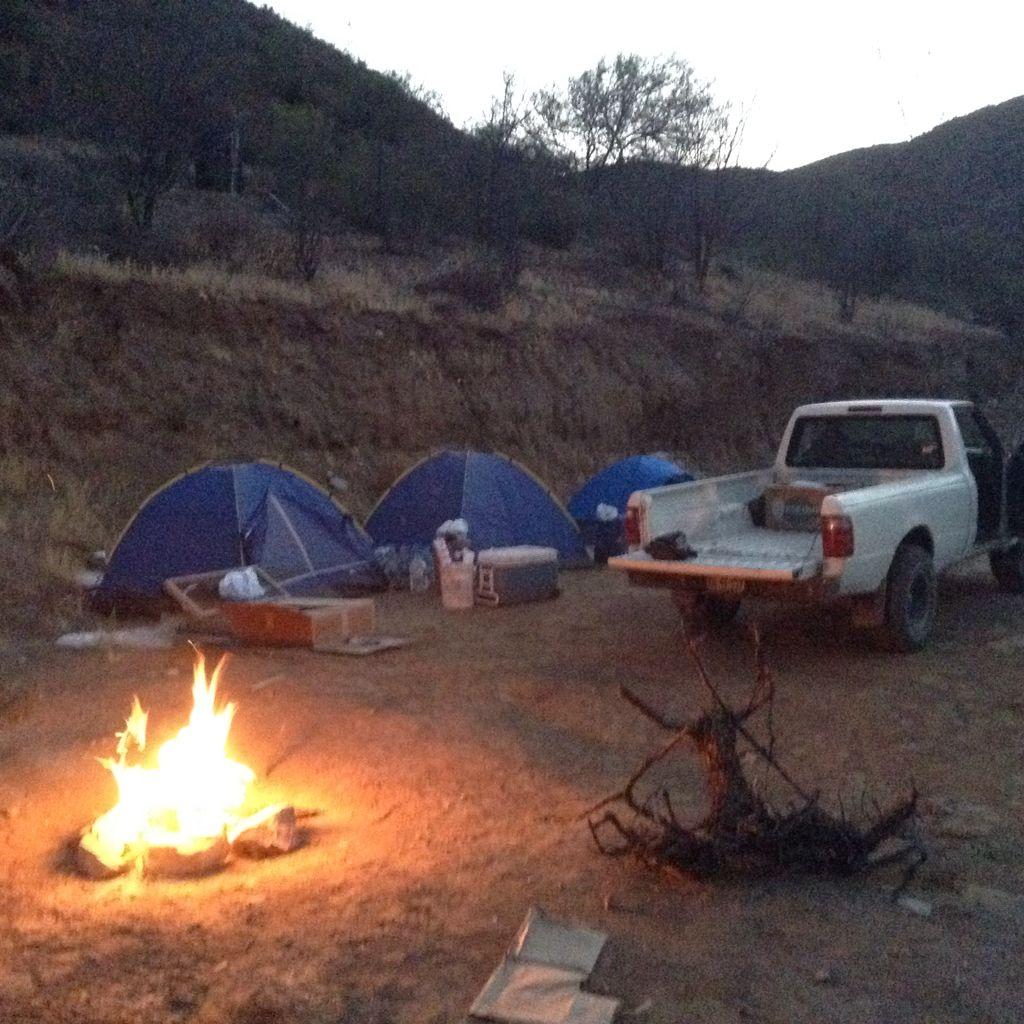 Campamento (2015)