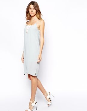 ASOS Cami Dress With Lace Insert #toppick #asos #summer