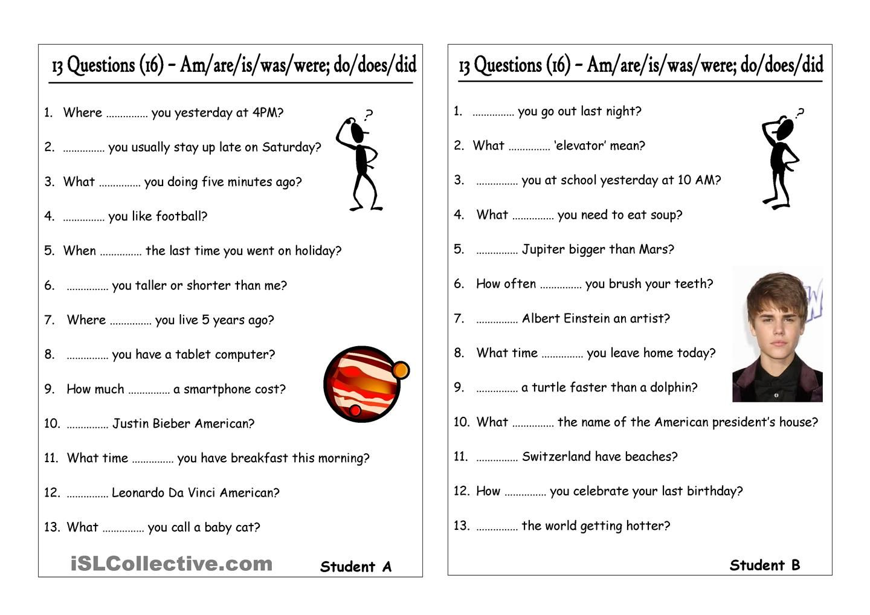 13 Questions 16