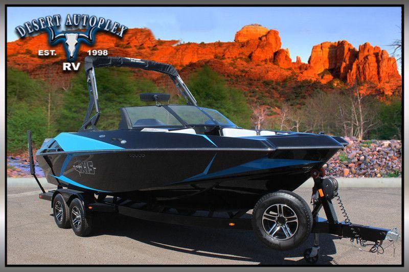 2015 wake research a22 wakesurf wakeboard boat like new