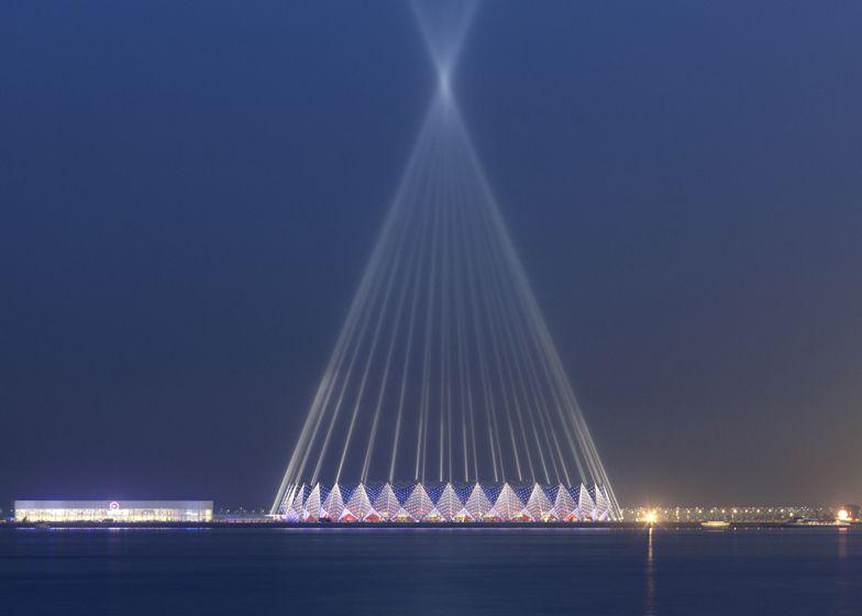 Baku Crystal Hall in Azerbaijan