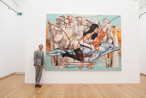 jeff koons paintings - Pesquisa Google