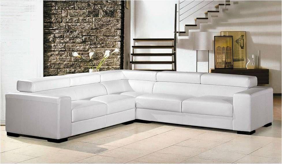 Should I Go For Fabrics Or Leather For My Sofas Http Www Urbanhomez Com Decors Smart Decor I White Sectional Sofa Leather Sectional Sofas White Leather Sofas