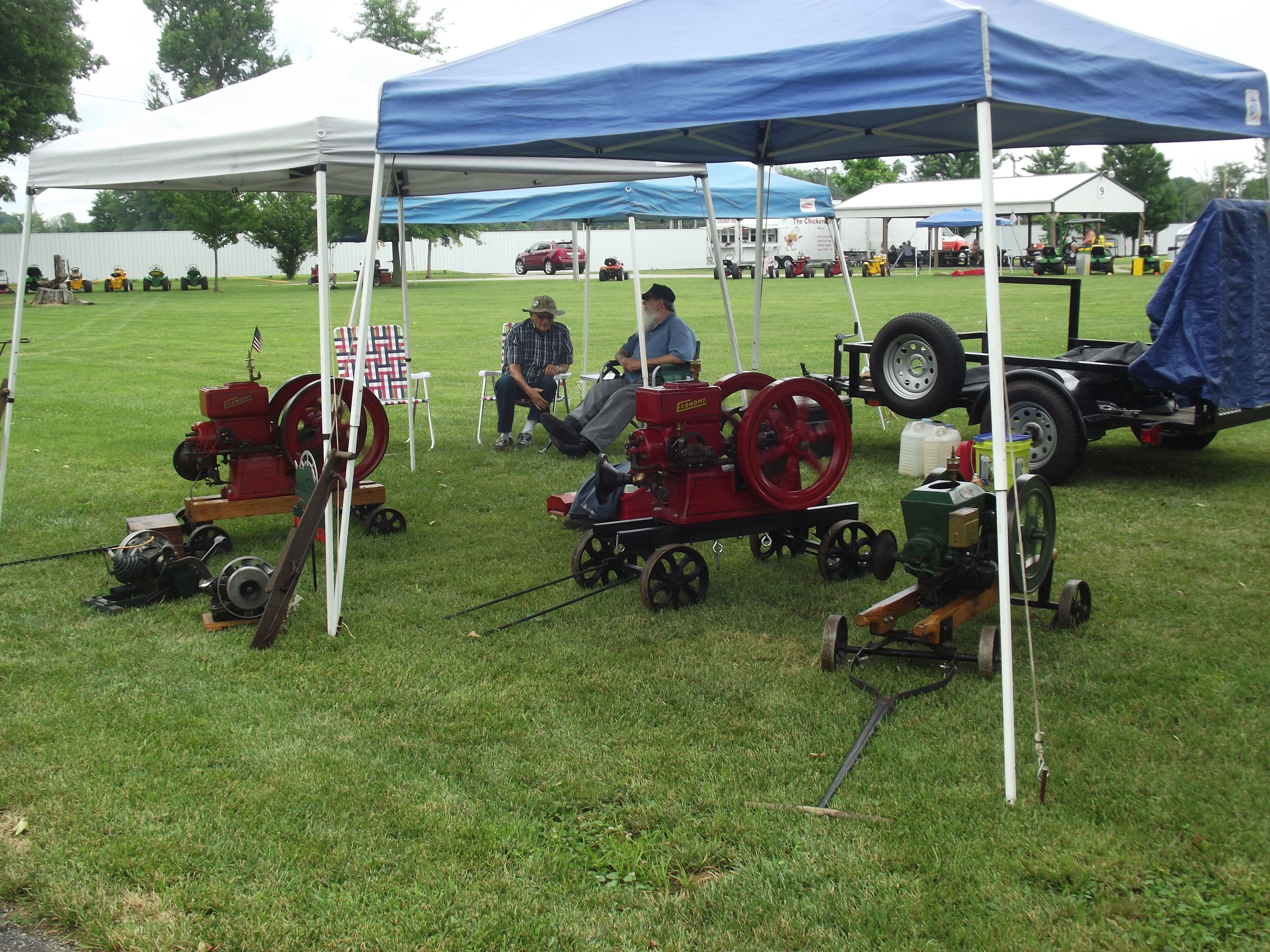 FARM Antique Equipment Show Day 2 Ripley County