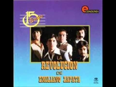 Mi Forma De Sentir La Revolución De Emiliano Zapata Musica Para Recordar Canciones Revolucion