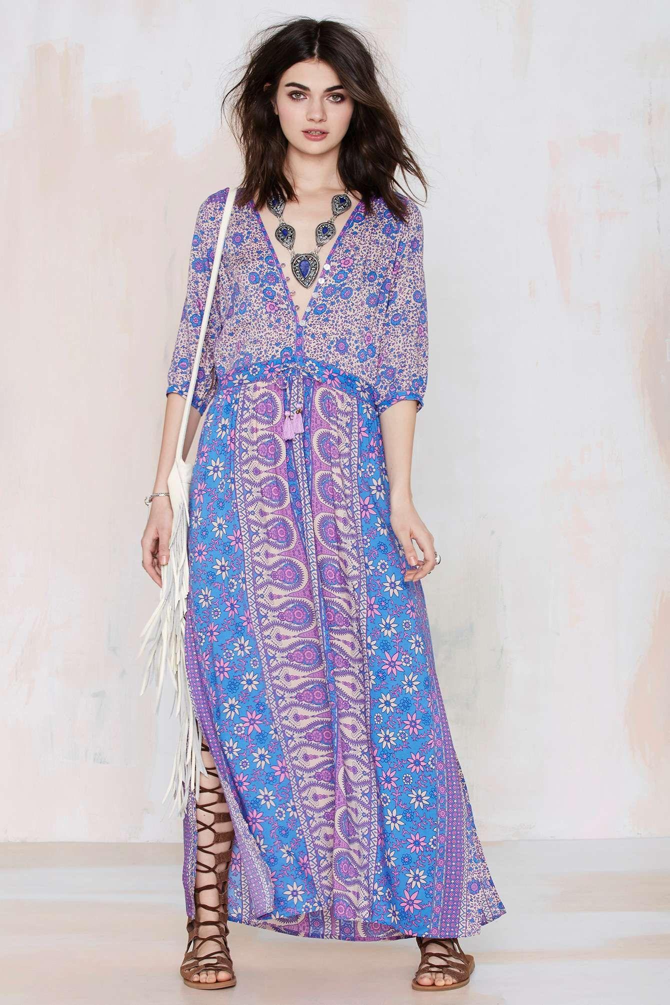 Spell Boho Blossom Maxi Dress Shop Clothes At Nasty Gal Tendencies Long Pants Ash Grey Denim Stretch Abu Tua 32