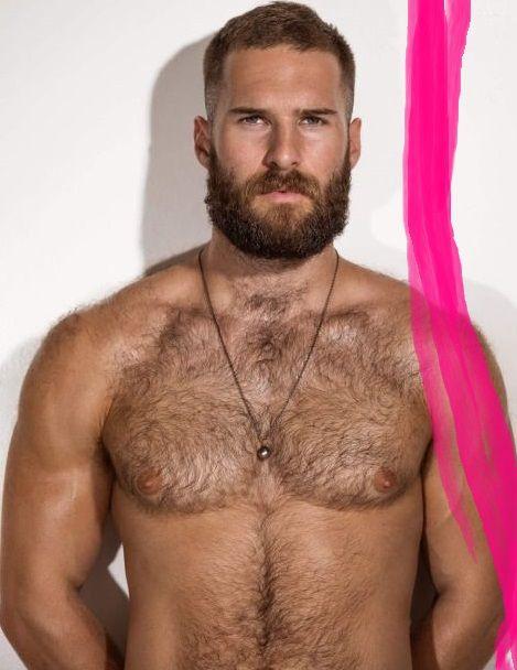 Sexy hairy chubby