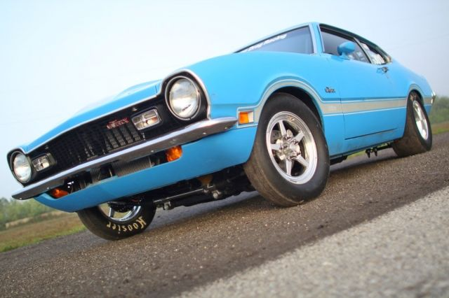 The Difference Is In The Details Mike Bowen S Coyote Stock Maverick Ford Maverick Classic Cars Muscle Muscle Cars