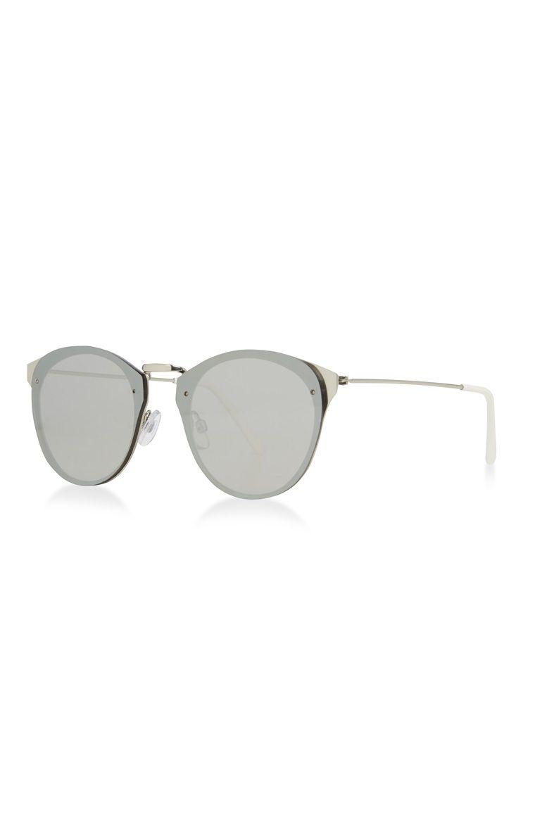 fd4aa56cc25 Primark - Runde Sonnenbrille mit Metallgestell