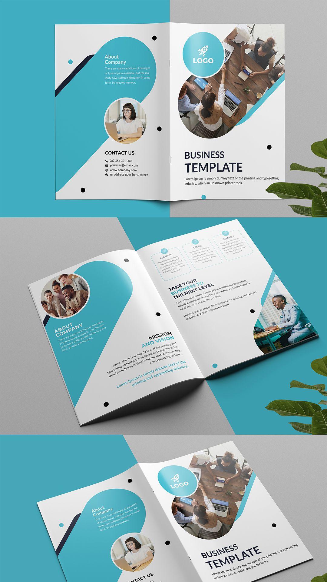 Corporate Bifold Brochure Bifold Brochure Design Bi Fold Brochure Brochure